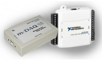 Внешние модули АЦП/ЦАП с интерфейсом USB