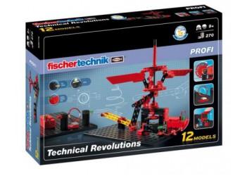 Техническая революция / Technical Revolution, fischertechnik