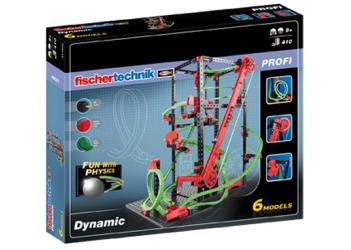 Динамика / Dynamic, fischertechnik
