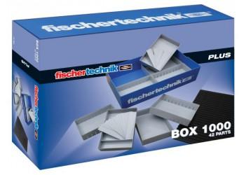 Ресурсный ящик 1000 / Box 1000, fischertechnik