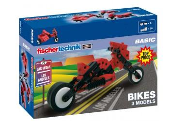 Мотоциклы / Bikes, fischertechnik