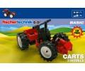 Машинки / Carts, fischertechnik