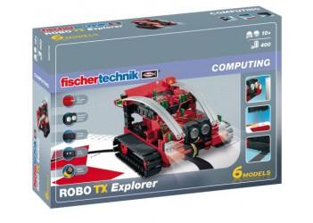 ROBO TX Исследователь / ROBO TX Explorer, fischertechnik