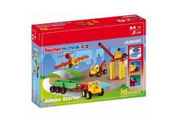 Супер набор для малышей / Jumbo Starter, fischertechnik