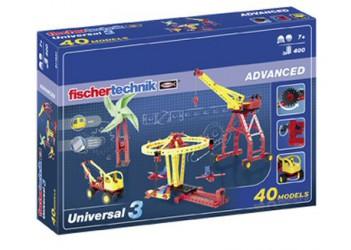 Универсальный набор 3 / Universal 3, fischertechnik