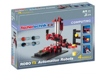 ROBO TX Автоматические роботы / ROBO TX Automation Robots, fischertechnik