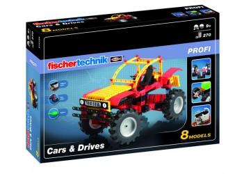 Машины и моторы / Cars Drives, fischertechnik