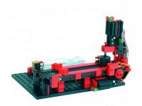 Модель штамповочного пресса с конвейером 9 В с ROBO TX
