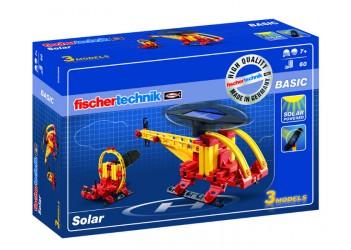 Солнечная энергия / Solar, fischertechnik