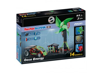 Экологическая энергетика / Eco Energy, fischertechnik