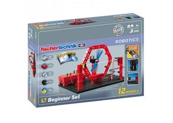 ROBOTICS LT Стартовый набор / ROBOTICS LT Beginner Set, fischertechnik