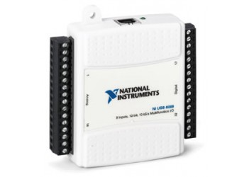 NI USB-6008, National Instruments